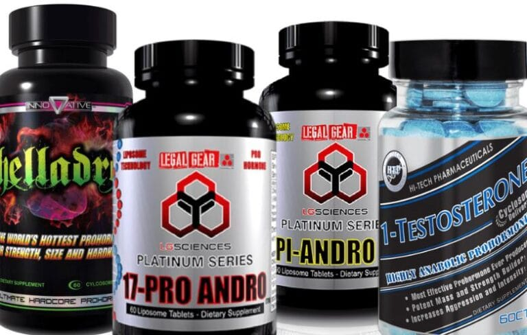SARMs vs. Prohormones 2021 : Which one is the Strongest?